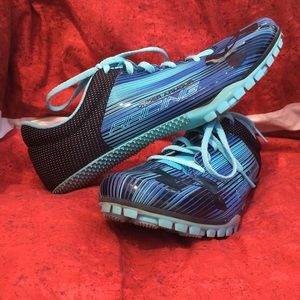Under Armour Kick Sprint track spikes